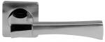 Ручка раздельная TRODOS PREMIUM 02-581 SN (никель)