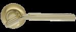 Ручка раздельная Armadillo Cosmo SG/GP (матовое золото/золото)